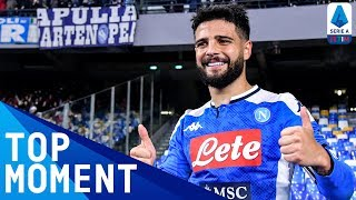Insigne's Volley Doubles Napoli Advantage | Napoli 2-1 Juventus | Top Moment | Serie A TIM