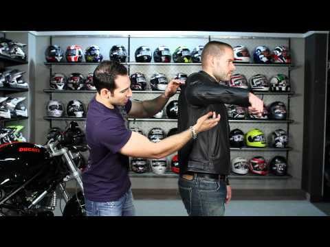 REV'IT! Rebel Leather Jacket Review at RevZilla.com