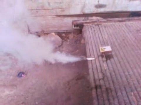 Как сделать дымовуху своими руками