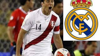 PIZARRO A PUNTO DE FICHAR POR EL REAL MADRID   RADIO CAPITAL
