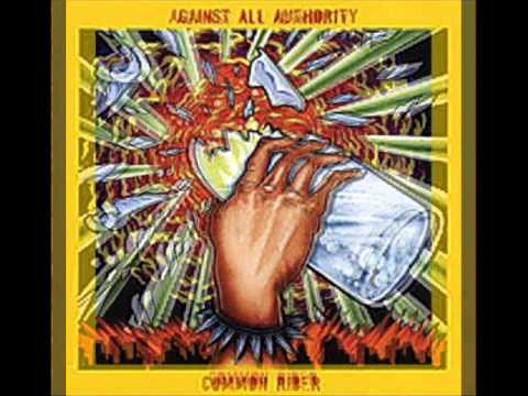 Against All Authority - Comin