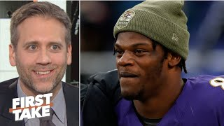 I'm done doubting Lamar Jackson! - Max Kellerman | First Take