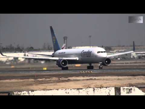 Aircraft Spotting at Frankfurt Airport  27-03-2013