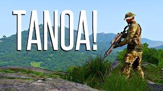 TANOA MAP FIRST LOOK! + Vehicle/Weapon Screenshots!