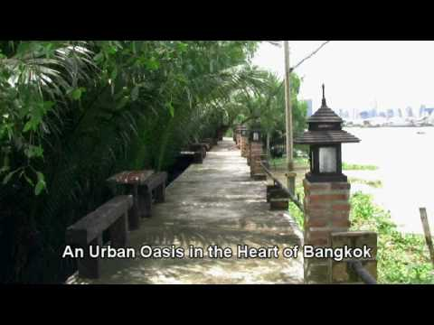 Bangkok Urban Oasis – Luxury Homes on the River