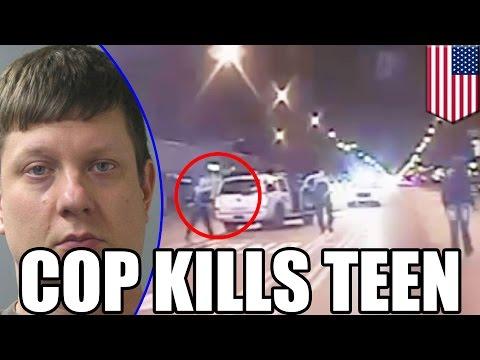Dashcam footage contradicts police account in Chicago cop's killing of Laquan McDonald - TomoNews