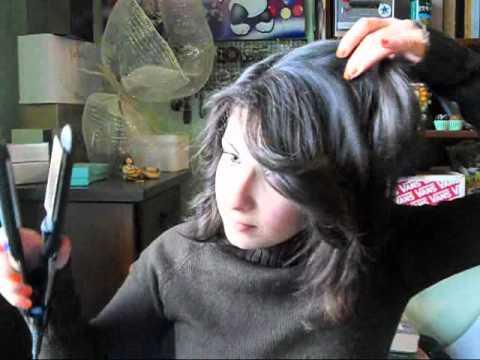 Ma facciamoci sti capelli mossi! (tutorial:)