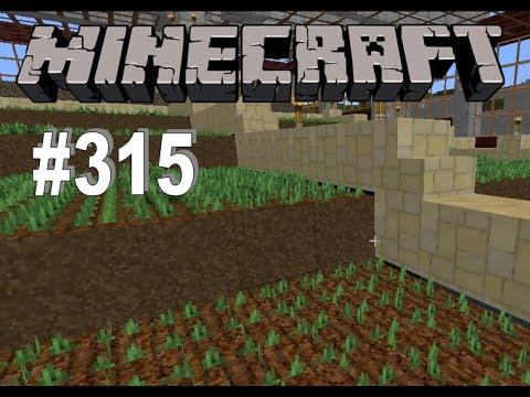 Minecraft das Original #315 Viel Weizen für die Tiere #Minecraft Lets Play HD deutsch