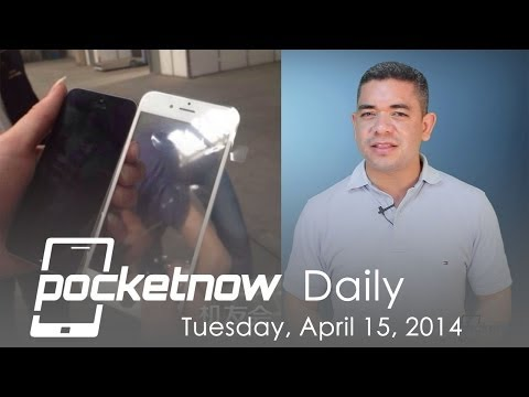 iPhone 6 display leak, Amazon phone leak, LG G3 render & more - Pocketnow Daily