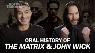 Oral History Of 'John Wick' With Keanu Reeves And Chad Stahelski | Rotten Tomatoes