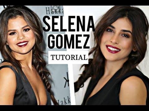 Selena Gomez Inspired Hair and Makeup Tutorial thumbnail