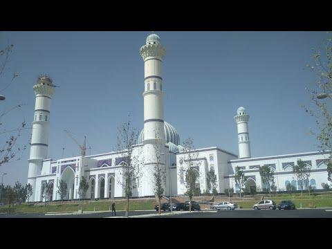 СамаЯ Большая Мечеть В Азии