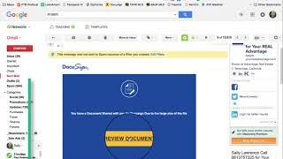 Docusign Phishing Emails