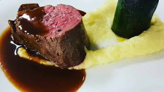 Recipe Sous Vide Filet honeymoonchef of prince William and Kate