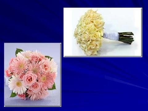 Ramos de Novia de Flores Naturales : ramos de novia originales