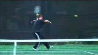 Ambidextrous Tennis - Chris Lavery