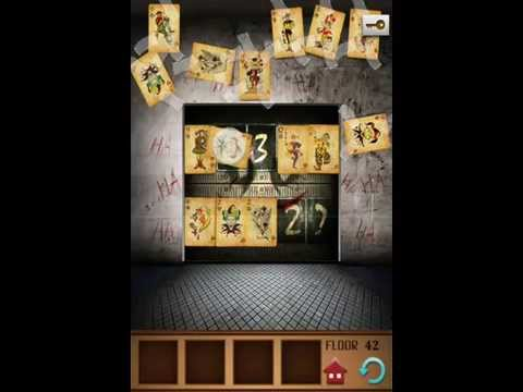 100 Floors Annex Level 41 42 43 44 45 Walkthrough Cheats