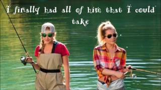 Shut Up And Fish By Maddie And Tae