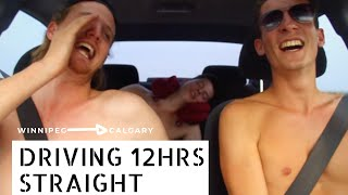 The Hardest and Sweatiest Roadtrip Of Our Lives!