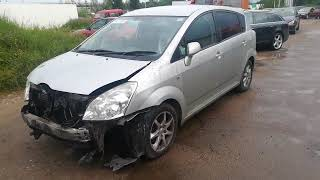 Car For Parts - Toyota COROLLA VERSO 2008 2.2L 100kW Diesel
