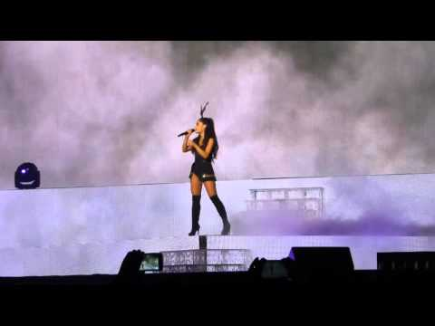 Ariana Grande Honeymoon Avenue Barclays Center 9-26-15