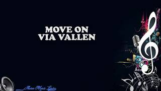 Move On - Via Vallen (Video Lyrics)