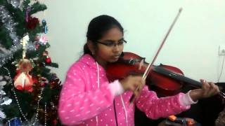 Angeline Stephen Violin While Shepherds