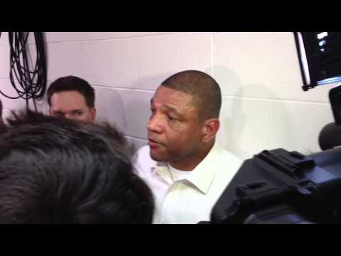 Celtics Pregame (2-1-13): Doc Rivers Talks Jared Sullinger Injury