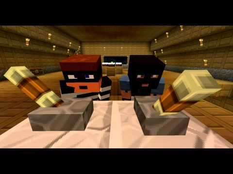 If Notch got robbed Minecraft Machinima
