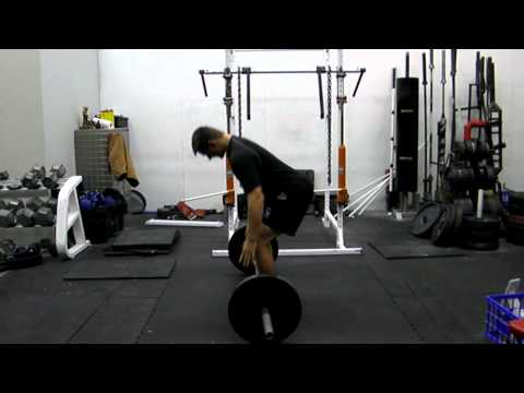 TechniqueWOD:  Top 5 Deadlifting Mistakes to Avoid Image 1