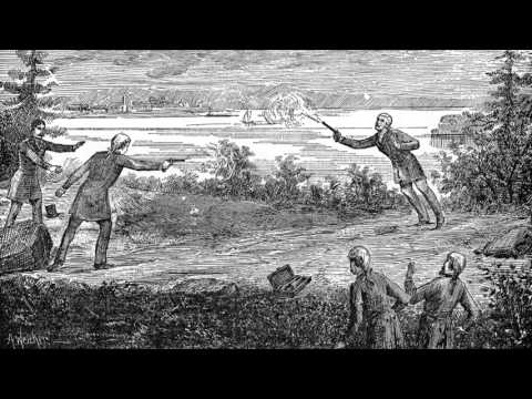 A brief introduction to the rules of historical pistol duels