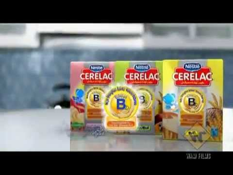 Nestle Cerelac (nadia Khan) - Speed Of Sound - Shuja Haider video