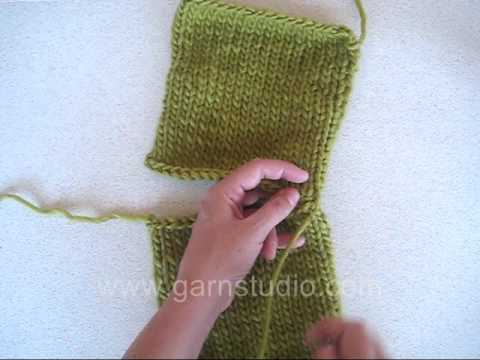 How to sew an invisible seam
