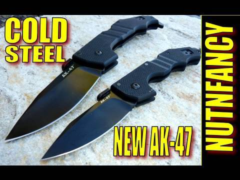 Cold Steel New AK-47:
