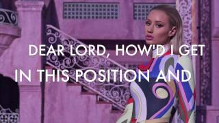 Jennifer Hudson Video - Iggy Azalea - Trouble Ft. Jennifer Hudson Lyrics