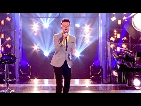 The Voice UK 2013 | John Pritchard 'Something's Gotten Hold Of My Heart' - The Knockouts 1 - BBC One