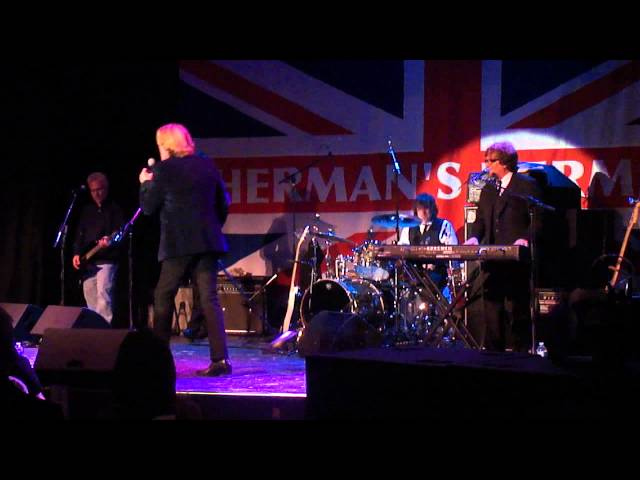 Herman's Hermits starring Peter Noone at Century Casino - February 21 & 22, 2014
