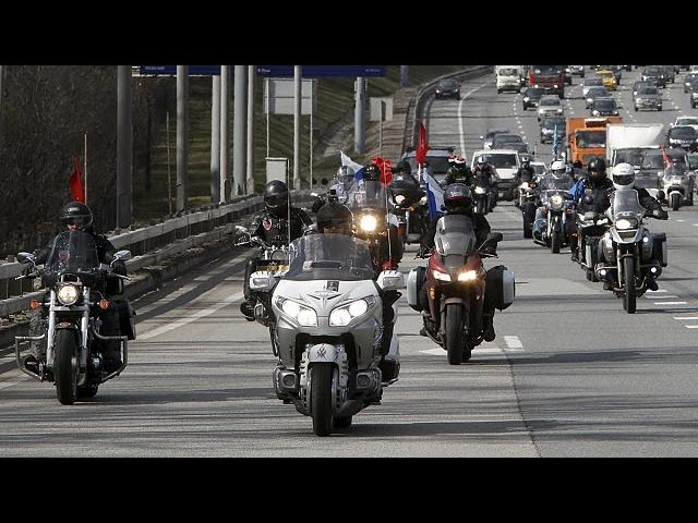Les motards de Poutine ne sont pas tous les bienvenus en Allemagne