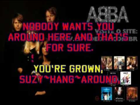 Abba   Suzy Hang Around