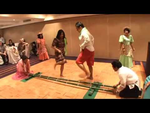 Tinikling - Bamboo Dance video