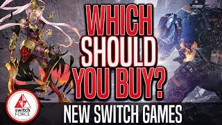 SHOULD You Buy... Fire Emblem vs Wolfenstein? (New Switch Games)
