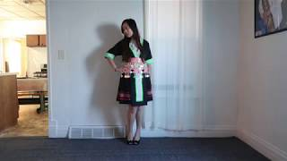 New Year Special _ Hmong Lookbook Pt. 1