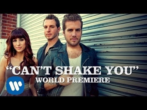 Gloriana - Can't Shake You (Official Video) Music Videos