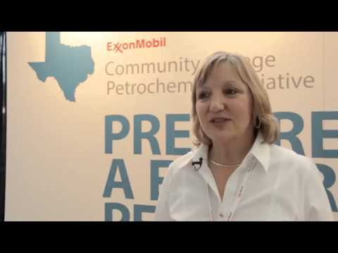 ExxonMobil Senior VP on Houston-Area Petrochem Program