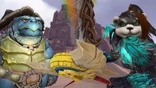 Let's Play WoW BfA - Furor Krieger Horde | #24 Herr der Schildkröten
