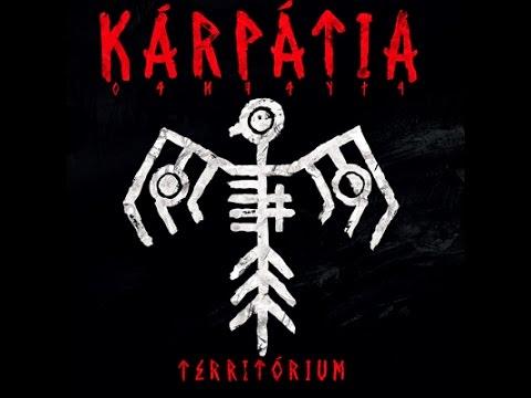 Kárpátia - Territórium