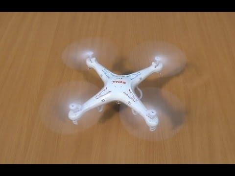 Syma X5C Explorers, долгожданный квадрокоптер с камерой