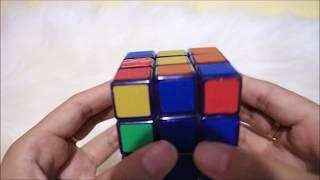 Cara Menyelesaikan Rubik 3X3 Tanpa Rumus (LANGKAH 3)