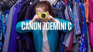 Discover Canon Zoemini C