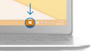 حل مشكلة عدم ظهور ايقونة حجز ويندوز 10 حتى بعد تنزيل التحديثات